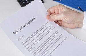 Rediger Une Lettre De Motivation Pour Trouver Un Contrat En